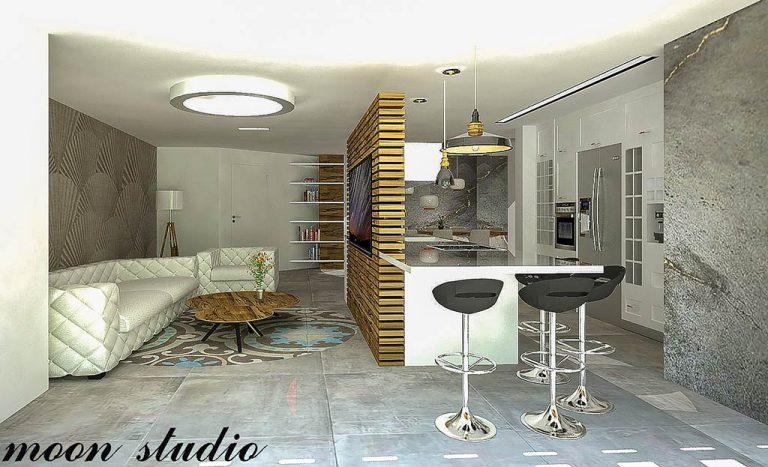 עיצוב-אדריכלי-דירת-גן