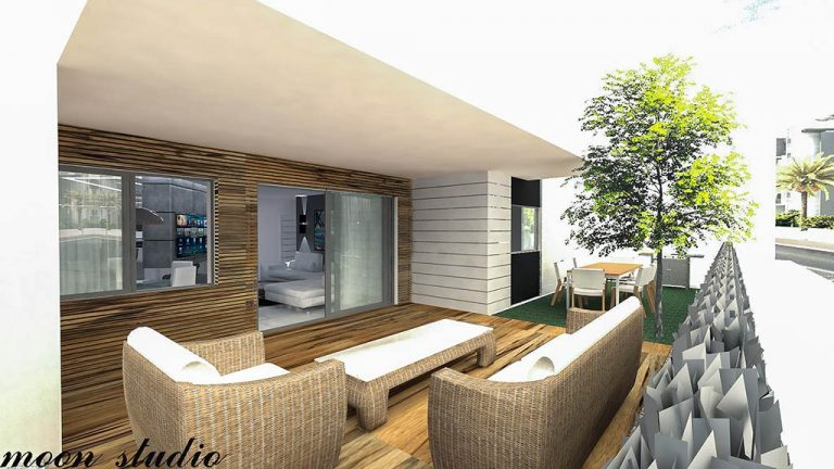 תכנון ועיצוב דירות מון